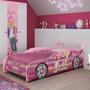 Cama Juvenil Personagem Barbie Rosa - Pura Magia
