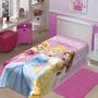 Cobertor Juvenil Raschel Princesas - Jolitex
