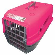 Caixa De Transporte Furacão Pet N3 P/ Cães E Gatos