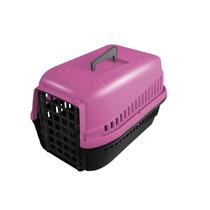 Caixa De Transporte Para Cães E Gatos 6 Cores Disponíveis