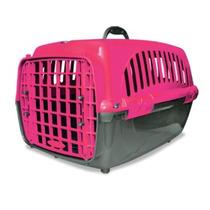 Caixa Transporte Para Animais Número 3 Grade De Urina Cores