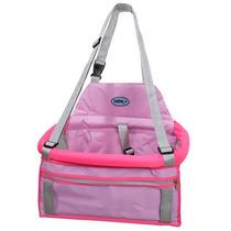 Assento Transpet P/ Transporte De Cães Tubline - Rosa