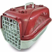 Caixa De Transporte Para Cães, Gatos, Cachorros, Roedores...