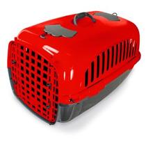 Caixa De Transporte Para Cães E Gatos Travel Pet N3 Cores