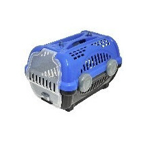 Caixa Transporte N.º1 Para Cães/gatos-raças Pequenas - Azul