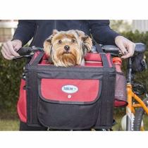 Assento Pet Para Bike Transbike Para Cães E Gatos Tubline