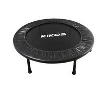 Cama Elástica Kikos Ab3656 / 30 Molas / Até 120kg / Preto