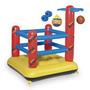 Arena Inflável Pula Pula Brinquedo Basquete Boxe Cercadinho