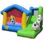 Puppy Land Tobogã Cachorrinho 5 Em 1 Completo Brinquedos