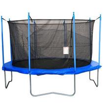 Cama Elástica Trampolim Pula Pula 4,27m + Rede De Proteção