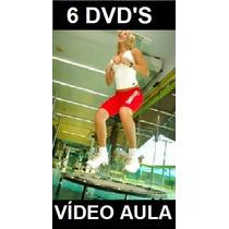 Emagreça Já!! Kit Aero Jump 6 Dvds!! Pague Pelo Mercado Pago