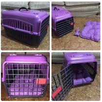 Caixa Para Transporte De Animais De Pequeno Porte
