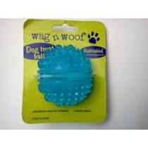 Bola Petisco Para Cães Produto Importado