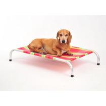 Cama Para Cães Alumínio E Nylon Altamente Resistente (p E M)
