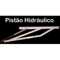 Articulação Para Cama Box Baú Amortecedor Hidráulico