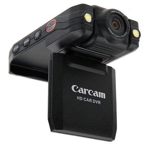 Câmera e Filmadora veicular com dvr gravador de imagem via sd hd 720p modelo p5000