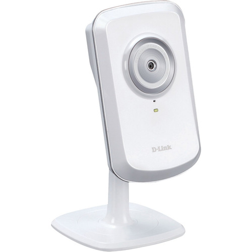 Camera Ip Wireless C/ Zoom 4x Acesso Remoto D-link Dcs-930l