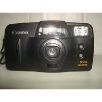 Máquina Fotográfica Canon Prima Quick - Funcionando.