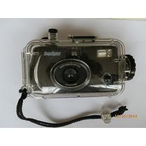 Câmera Fotográfica Subaquática Snapsights