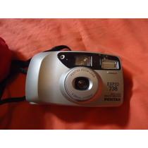 Máquina Fotográfica Análogica Pentax 738 - Espio