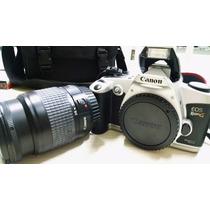 Câmera Fotográfica Canon Eos Rebel G Analógica Profissional