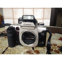 Câmera Canon Eos 50e Filme Ótimo Estado Slr Reflex