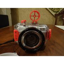 Câmera Lomography 35mm Submarina Olho De Peixe