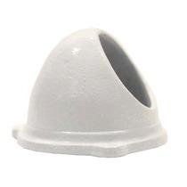 Protetor P/ Câmera Dome C/ Infra Segurança Atacado 10 Peças