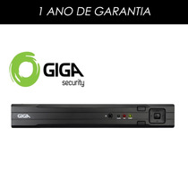 Dvr Stand Alone 16 Canais H264 - Giga Security
