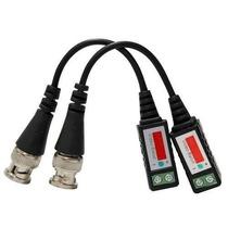 Kit 10 L315ls Video Balun Conversor Par Trançado Upt Cat5