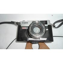 Máquina Fotográfica -canon - Canonet Ql19