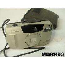 Maquina Fotografica Canon Prima Zoom Shot Cchic E.gratis