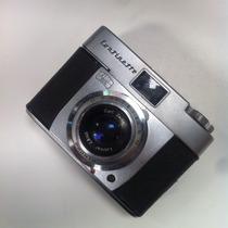 Maquina Fotografica Continette Lente Carl Zeiss 2.8/45