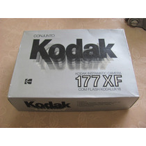 Maquina Fotografica Kodak Instamatic 177 Xf