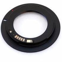 Anel Adaptador M42 - Eos Canon Lentes Zenit, Helios Pentax