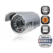 Câmera Infra Vermelho Alcance De 40 A 50 Metros - Ecotronic
