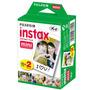 Filme Instantâneo Fujifilm Instax Pack Com 20 Unidades