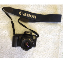 Canon Eos-1000f- 12x Sem Juros N 35x80mm Com Filtro + Bolsa