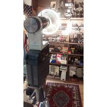 Filmadora Antiga Super 8 Agfa Com Lâmpada Tudo Funcionando