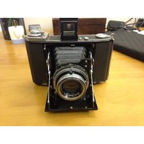 Máquina Fotográfica Antiga Zeiss Ikon Ikonta B521/16 1948/53