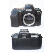 Nikon F50 Decoração Peças Partes Filme Analógica