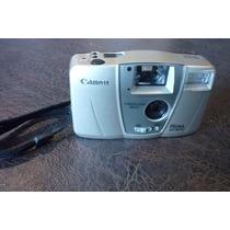Máquina Fotográfica Canon Prima Bf-800 28mm Lentes