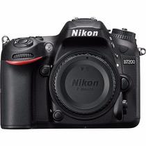 Câmera Nikon D7200 (apenas Corpo)