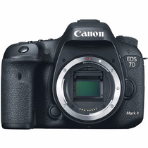 Canon Câmera Dslr Eos 7d Mark Ii ( Corpo)