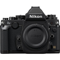 Nikon Df Dslr Camera (preto E Prata) Corpo