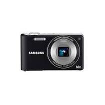 Câmera Digital Samsung Pl-210 Preta 14.5 Mp + Cartão + Case