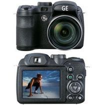 Câmera Digital Ge X500 Preta C/ 16mp, Lcd 2.7 , Zoom Óptico