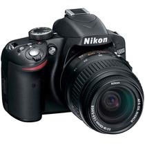 Nikon Dslr D3200 - 18-55m, Original, Garantia 2 Anos + Frete