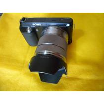 Câmera Digital Sony Semi-profissional Mod Nex-f3