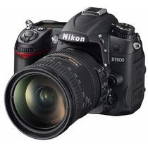 Câmera Nikon Colpix D-7000 18-105vr Preto